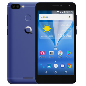 QMobile Blue 5 MT6580 Firmware Flash File